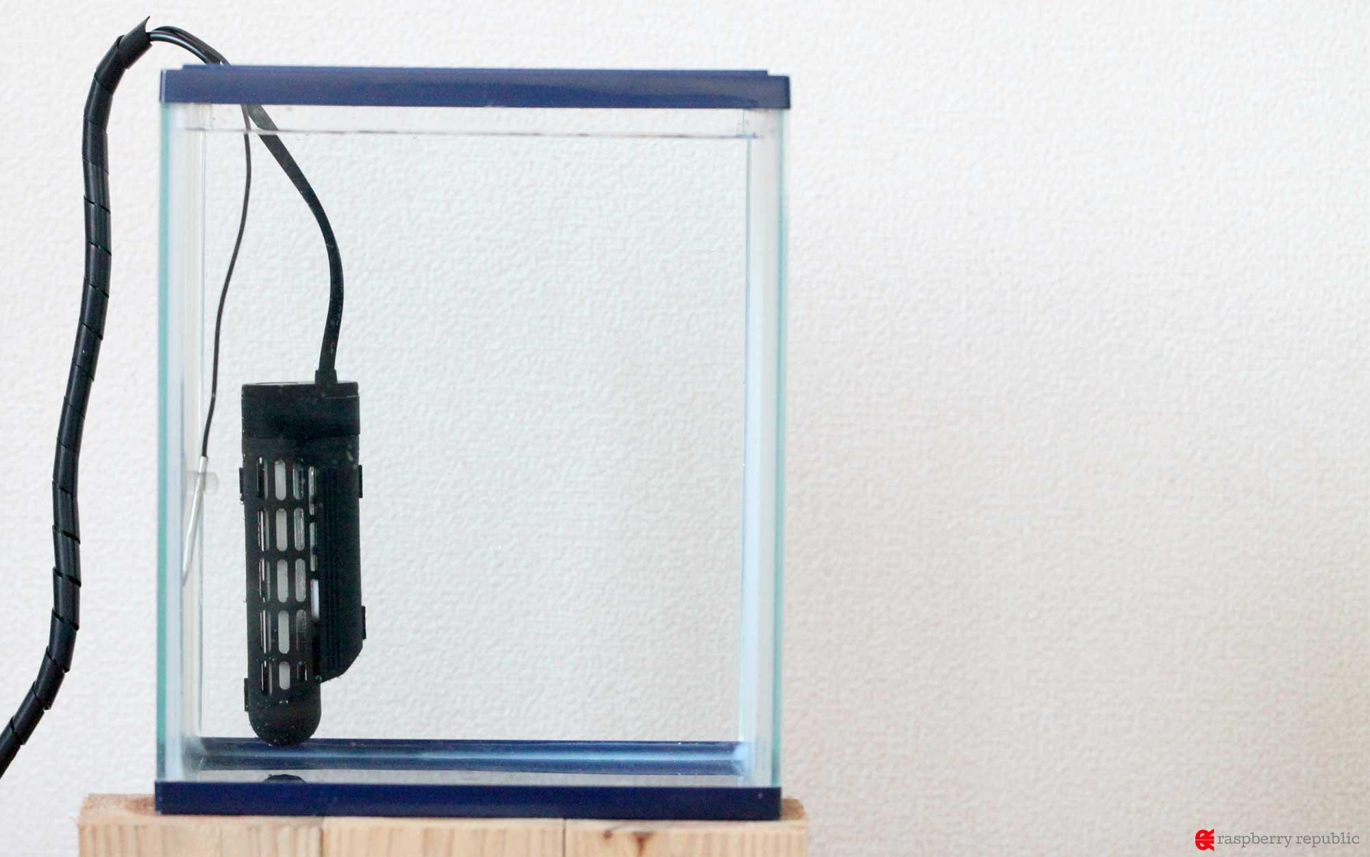観賞魚用ヒーターの安全な使い方マニュアル
